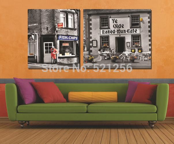 Online kopen wholesale koffiehuis foto 39 s uit china koffiehuis foto 39 s groothandel - Gratis huis deco magazine ...