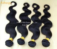 Cheap Brazilian Virgin Hair Body Wave 3pcs or 4pcs lot Brazilian Hair Weave Unprocessed Human Hair Extension Brazilian Body Wave