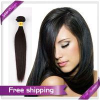 6A Ms Lula Malaysian Virgin Hair Straight  Bundles 4Pcs Lot Unprocessed Malaysian Straight hair Extensions Human Hair Weaves