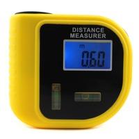Digital LCD Laser Rangefinders Ultrasonic Distance Measurer Meter CP-3010 Free Shipping
