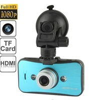 "free shipping  D11 Car DVR 1080P+1920*1080+2.7""+ 4 IR Lights + Wide Angle 120 Degrees car video recorder"