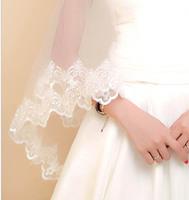 1 layers Wedding accessories wedding veil