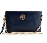 Female 2014 day clutch genuine leather clutch coin purse women's handbag small bags one shoulder cross-body bag evening bag