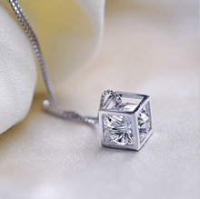 cheap cube jewelry