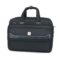 Plus size oxford fabric multi-layer zipper briefcase business bag handbag messenger bag 16 - 17 laptop bag