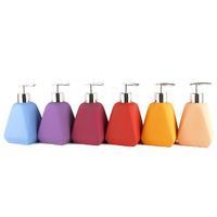 Free shipping!! Modern Colorful Ceraic Hand Washing Liquid Bottle, Soap Dispenser