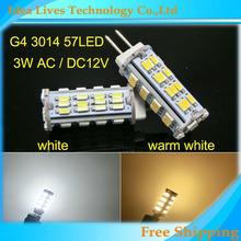 popular g4 led 12v 3w
