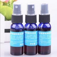 3pcs/lot Chinese medicine recipe hair growth fluid anti-hair loss additional  Hair dense help hair grow fast free shipping