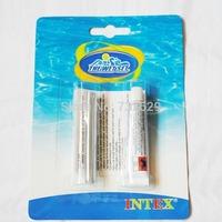 Hot Sale New Vinyl Repair Patch Glue Kit Pool Airbed Inflatable Intex  pool Sevylor