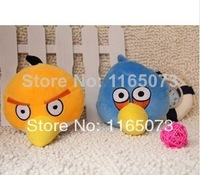 2014 new  Hot Sale Limited Freeshipping White Black Red Pocoyo 12cm Super Lovely Bird/plush Dolls, Plush Toys, Children's Doll