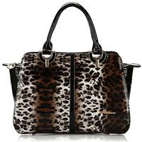 Luxury bags smily handbags women famous brands leopard print designer handbags messenger bags desigual bolsos solid tote bag