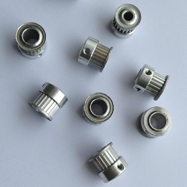 Wholesale 12PCS/LOT 3D Printer MXL Sync Belt Wheel 20T, 10PCS Inner Diameter 8mm + 2PCS 5mm Gear Set Special For Ultimaker(China (Mainland))