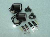 A pair 4*U2 Cree 30W 3000lumens waterproof china motorcycle light