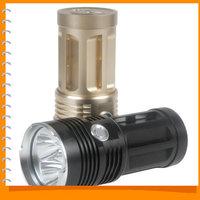 SKYRAY Super Bright 3000 Lumens LED Flashlight Torch Aluminum 3000lm 3 x CREE XM-L T6 LED Flash Light
