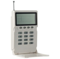 FOCUS PB-500R WIRELESS DUAL-WAY COMMUNICATION LCD KEYPAD