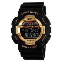 Original Skmei Brand Unisex Luminous Sports Women Men Digital Watch 2014 Fashion Choice