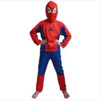 Halloween costumes children children Superman Batman suit superhero Spider Man Costume