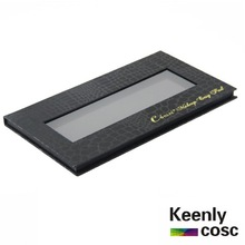 Free shipping Coosei Croco Pattern Larger Empty magnetic palette - Easy Pad -5pans *36mm;(China (Mainland))