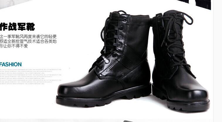 Black Steel Toe Boots For Men Servus Boots Men's Steel Toe
