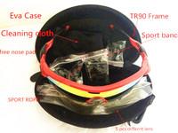 11 colors sunglass,new Men women Cycling Sport Sunglass Radarlock Path Sport eyewear RADAR LOCK /5 pcs Lens with box