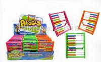 The new wholesale kindergarten pupils nucellus plastic 11 young children abacus