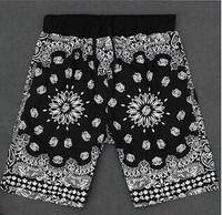 BA-02 Hip hop Basketball shorts Hiphop 2014 harajuku Sports Casual Fashion men Street dance Sportswear Short EXO Board