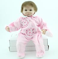 Realistic and Lifelike Reborn Baby Dolls 45cm / 18inch newborn Handmade Lifelike Dolls Free shipping