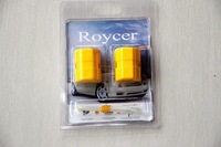DHL Free Shipping 3000 Guass Free shipping Magnetic fuel saver for cars,gas saver,AP-2 model,2 pairs/set,50 sets/lot