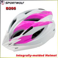 2014 SPORTWOLF D205 Ladies Road Bike Bicycle Cycling Helmet EPS Ultralight Mountain Bike Helmet 13 Air Vents SIZE:54-58 cm