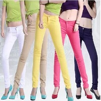 Free shipping 2014 fashion sexy pants spring jeans woman loose trousers lady 26-34 Jeans