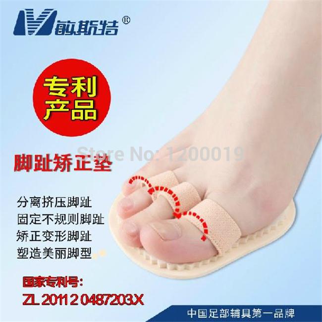 Инструменты по уходу за ногами Other 1 Toes correction pad инструменты по уходу за ногами other brands 2 mallet finger braces