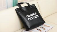 Special Hot Summer 2014 fashion popular classic retro trend of fashion   letters simple bag handbags messenger bag