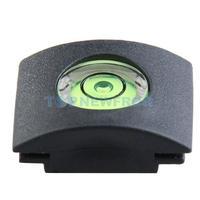 T2N2 New Black Bubble Spirit Level Hot Shoe Cover Cap for Canon Nikon