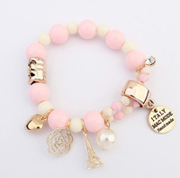 YXSP4623       2014 new fashion   Small fresh sweet wild     Bracelets for women