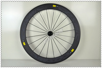 Free shipping via EMS Mavic Cosmic 50mm carbon clincher wheelset Road bike/bicycle 3k glossy wheel