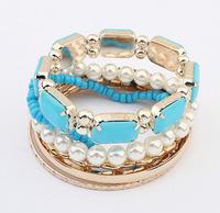 YXSP4618      2014 new fashion  Simple multilayer fashion    Bracelets for women
