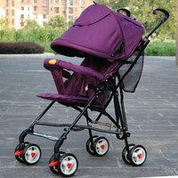 2014 Updated baby stroller infant baby car foldbale baby umbrella car four wheel baby stroller for travel TC03