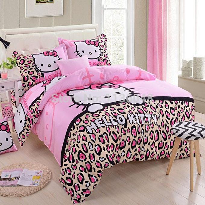 Slaapkamer Spullen : Hello kitty slaapkamer spullen thuis textiel ...