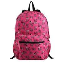 VEEVAN  mochila feminina cute pirate skull women printing backpacks canvas tide female students school backpack shoulder bags