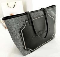 New 2014 luxury bags handbags women famous brands casual embossed bolsos women messenger bags desigual tote bag