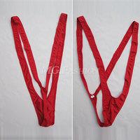 New Popular best Sexy Men Borat Mankini Costume Swimsuit Swimwear Thong hot Gift[240193]
