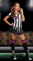 New Brazilian football baby clothing  female referee RPG DS nightclub clothes studio shot