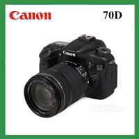 100% Original Canon 70D Digital dslr cameras Body + EF-S 18-135mm IS STM Lens canon eos 70d