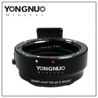 YONGNUO Smart Adapter EF-E Mount Canon EF EF-S Lens to  NEX E-Mount Adapter