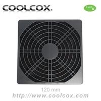 CoolCox 120mm fan filter,exhaust fan filter,dust filter for 12cm fan,5pcs/lot