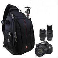 2014 New High quality Professional Outdoor DSLR Camera Bag Waterproof Messenger Bag Digital SLR travel Backpack 36246