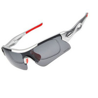 Casual Outdoor Sports Sunglasses Professional Polarized Cycling Bike Glasses