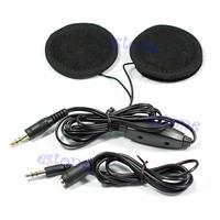 Drop Shipping Motorbike Motorcycle Helmet Stereo Speakers Earphone for MP3 MP4 GPS