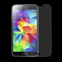 500pcs/lot Front Matte Anti Glare Anti-Glare Screen Protector Protective Guard Film For Samsung Galaxy S5 SV i9600 Y01