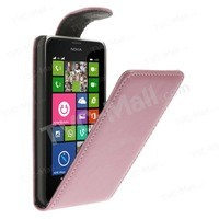 Free Shipping 1PCS/TVC-MALL Leather Vertical Flip Case Cover for Nokia Lumia 635 630 5 Colors Available